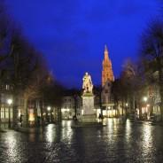 Beautiful Brugge, Belgium.